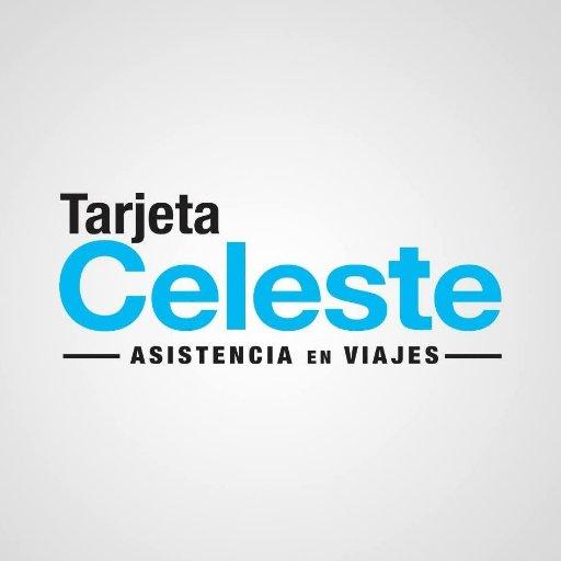 Tarjeta Celeste