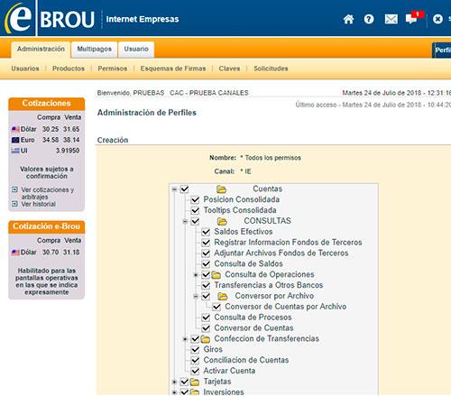 conversor de cuentas Brou